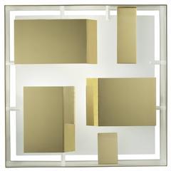 Quadro di Luce, Gio Ponti, Re-Edition by Pollice Illuminazione