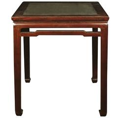 Mid-19th Century Chinese Weiqi Table