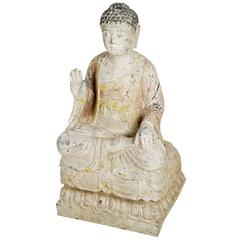 Chinese Seated Shakyamuni