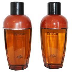 Incredible Pair of Hermès Belami Perfumes