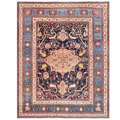 Fine Antique Persian Sarouk Farahan Rug