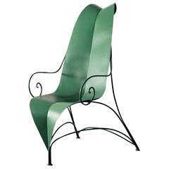 'Foglia' Armchair by Fabrizio Corneli