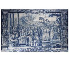 Biblical Scene with Joseph of Arimathea