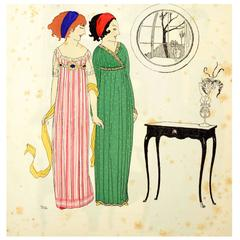 Les Robes de Paul Poiret by Paul Iribe, Limited First Edition