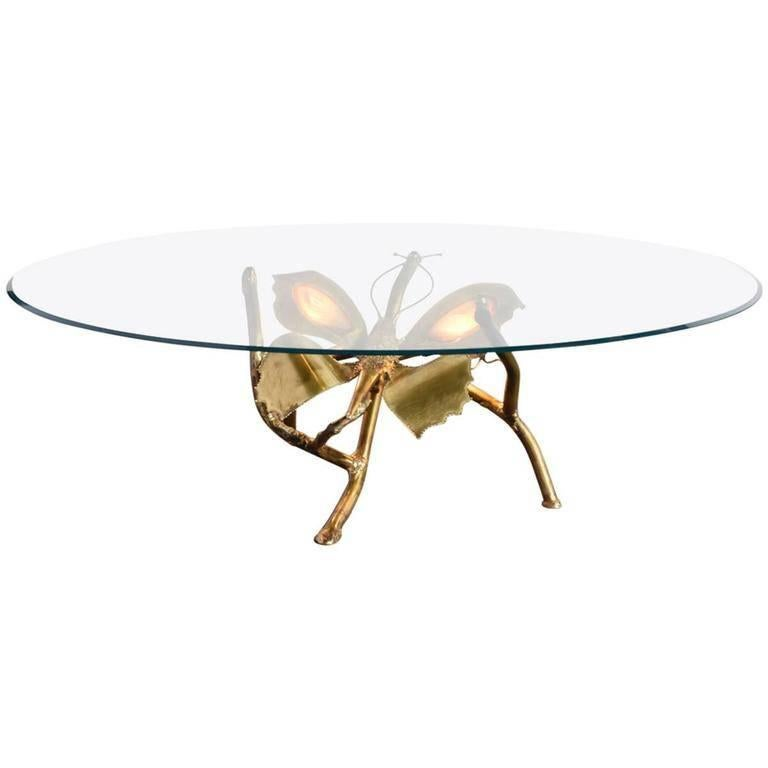 Jacques Duval Brasseur Coffee Table