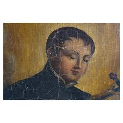 Religious Art Catholic Icon Oil Painting