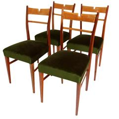 Mid-Century Dining Room Chairs, Italy