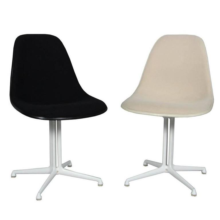 La Fonda Chair By Charles And Ray Eames For Sale