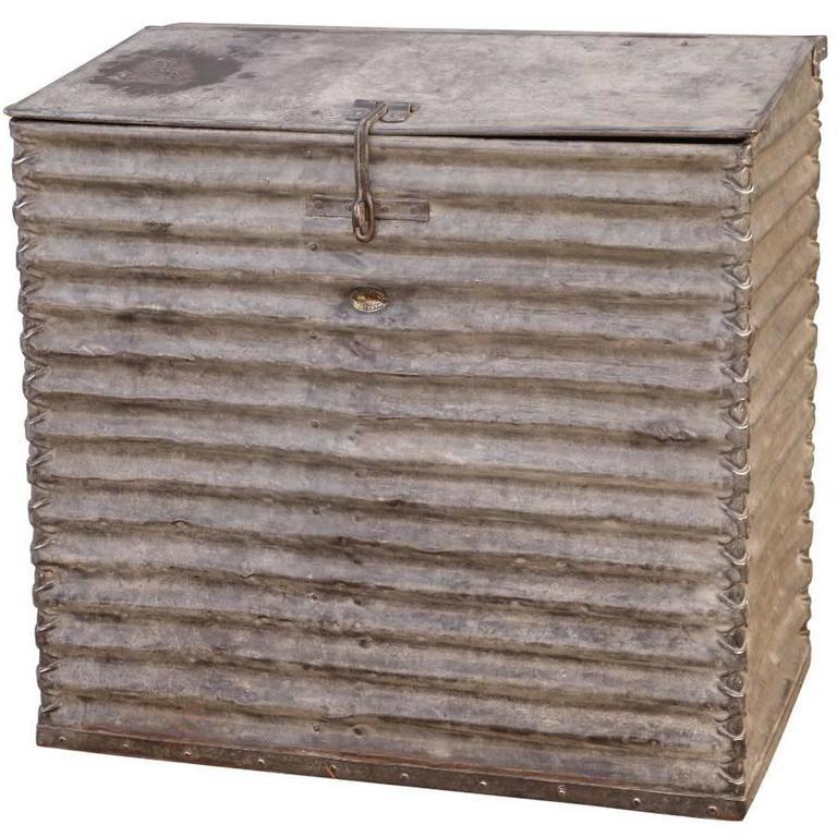 Vintage Storage Bin 1