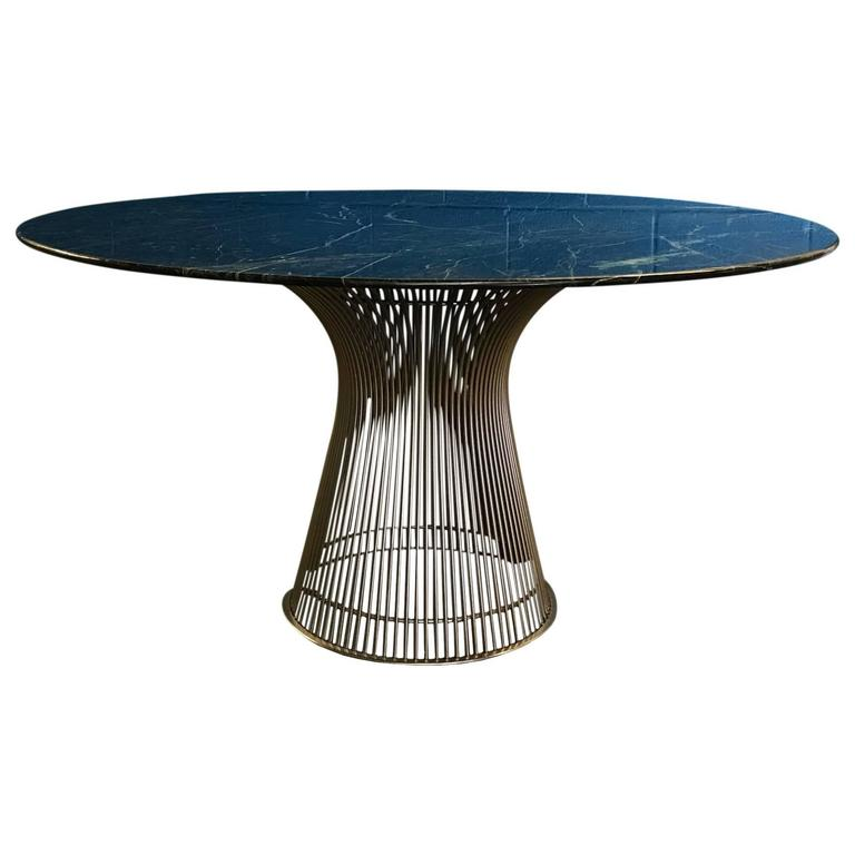 Platner Dining Chair Replica Images Knoll Life
