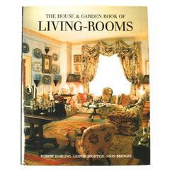 House & Garden Book of Living-Rooms