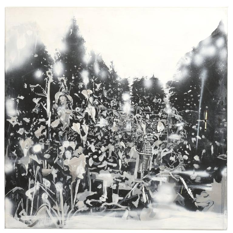 Andrew Blake Acrylic on Canvas
