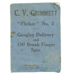 Cricket Flicker Book