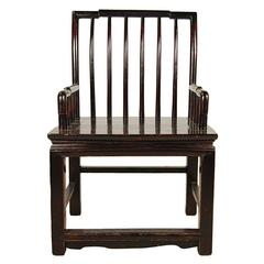 Chinese Spindleback Chair