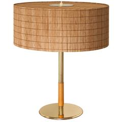 Paavo Tynell Table Lamp, Model 9206, Taito Oy, Finland, 1940s