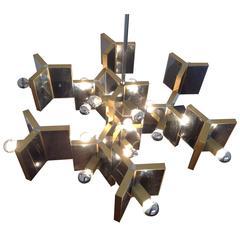Large Sciolari Twenty-one-light Chandelier