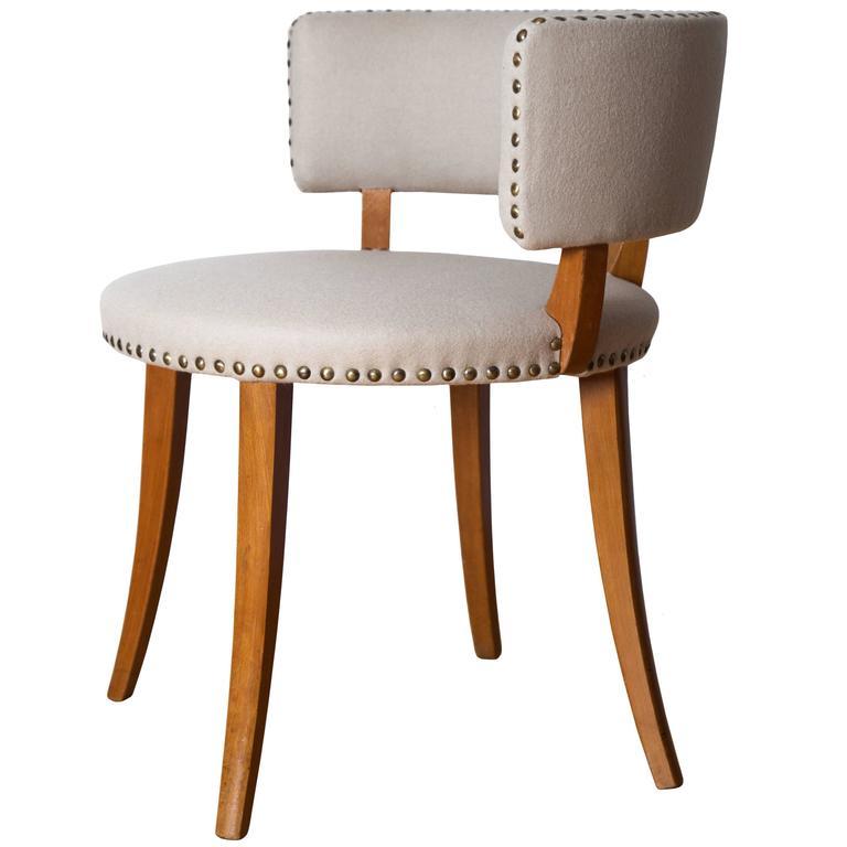 Magnus Stephensen, U0027Attributed Tou0027 Low Chair, Fritz Hansen, Denmark, Circa