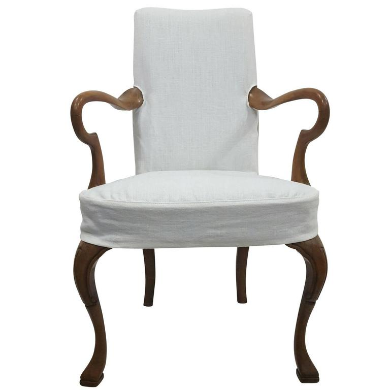 18th Century Antique Queen Anne Chair For Sale - 18th Century Antique Queen Anne Chair For Sale At 1stdibs