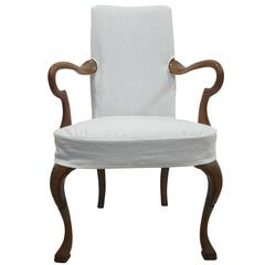 18th Century Antique Queen Anne Chair