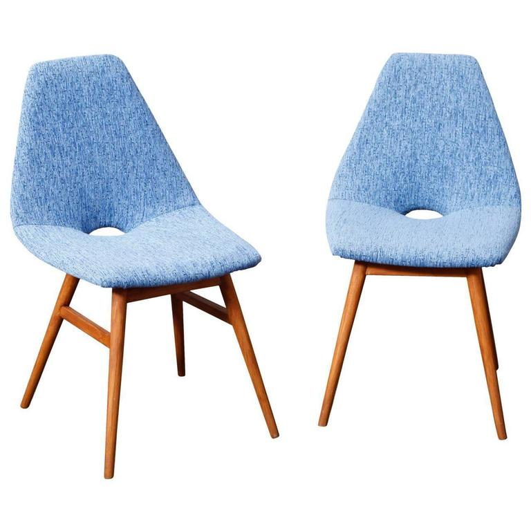 Pair of Erika Chairs by Judit Burian