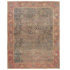 Beautiful 18th Century Mughal Indian Rug