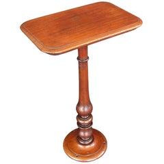 Ship Captain's Table of Mahogany from England
