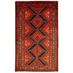 Vintage tribal Village Rug