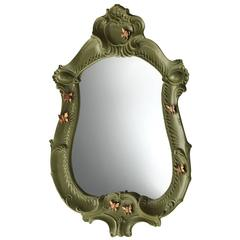 Baroque Style 'Butterfly' Mirror