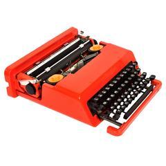 """Olivetti """"Valentine"""" Typewriter"""