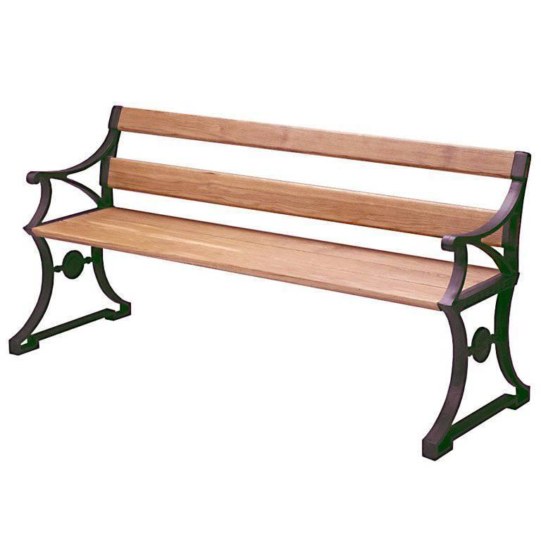 Folke Bensow, Garden bench #3
