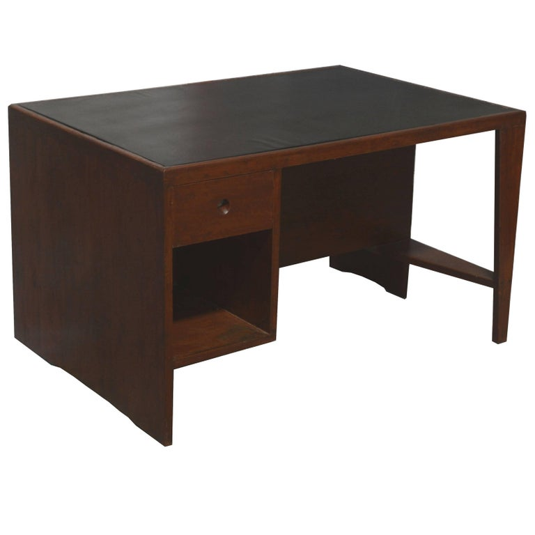 Pierre Jeanneret Office Desk For Sale