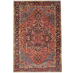 Antique Persian Rug from Heriz