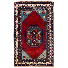 Antiker kaukasischer Lori Pambak Kazak Teppich