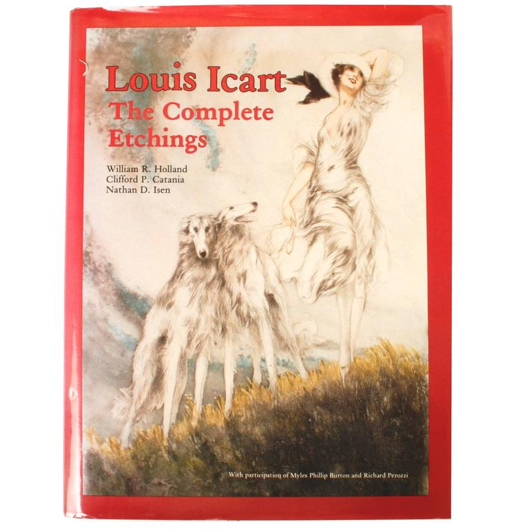 Louis Icart, The Complete Etchings, First Edition