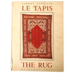 Fundamental Art, the Rug by Albert Achdjian, First Ltd. Edition