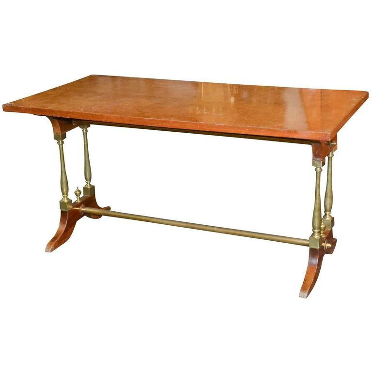 French Neoclassical Coffee Table