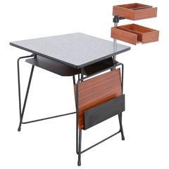 Rare Children's Desk by Willy Van Der Meeren for Tubax