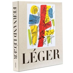 """Fernand Léger: A Survey of Iconic Works"" Book"