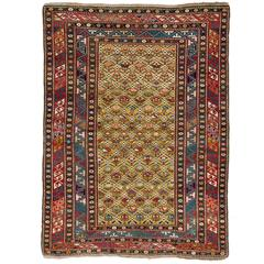 Fine Antique Caucasian Shirvan Rug