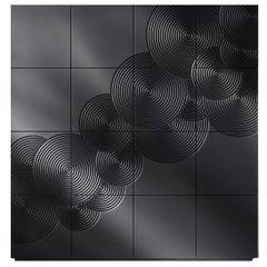 Stylish 'Gong' Cupboard