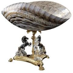 Venetian Horse Centerpiece