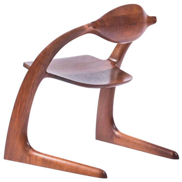 Wendell Castle Zephyr Chair, 1979 1
