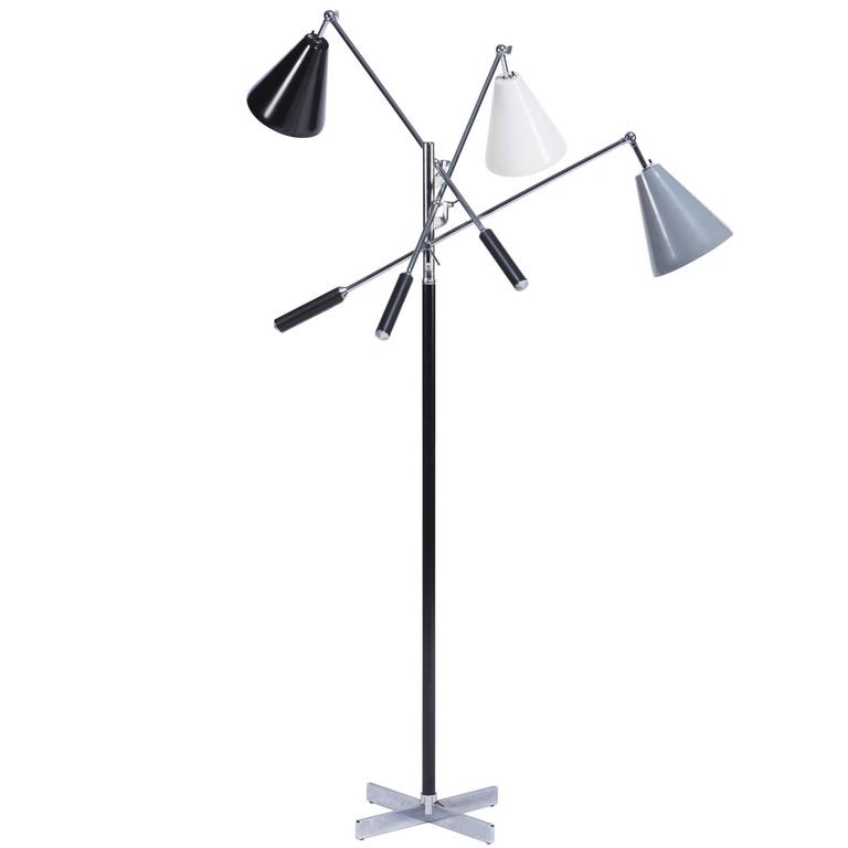 Italian Triennale Floor Lamp