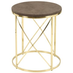 Aurora Round Side Table