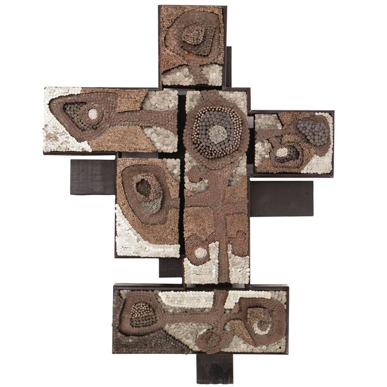 Robert Seyle Wall Sculpture