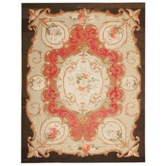Antique Aubusson Carpets