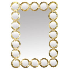 Venetian Rings Mirror