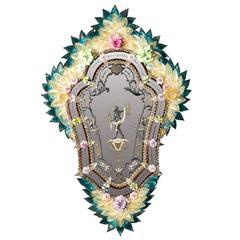 Stunning 'Diana' Venetian Mirror