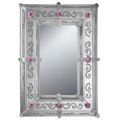 Elegant Rectangular Wall Mirror