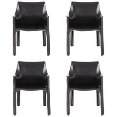 Set of Mario Bellini Dining Chairs